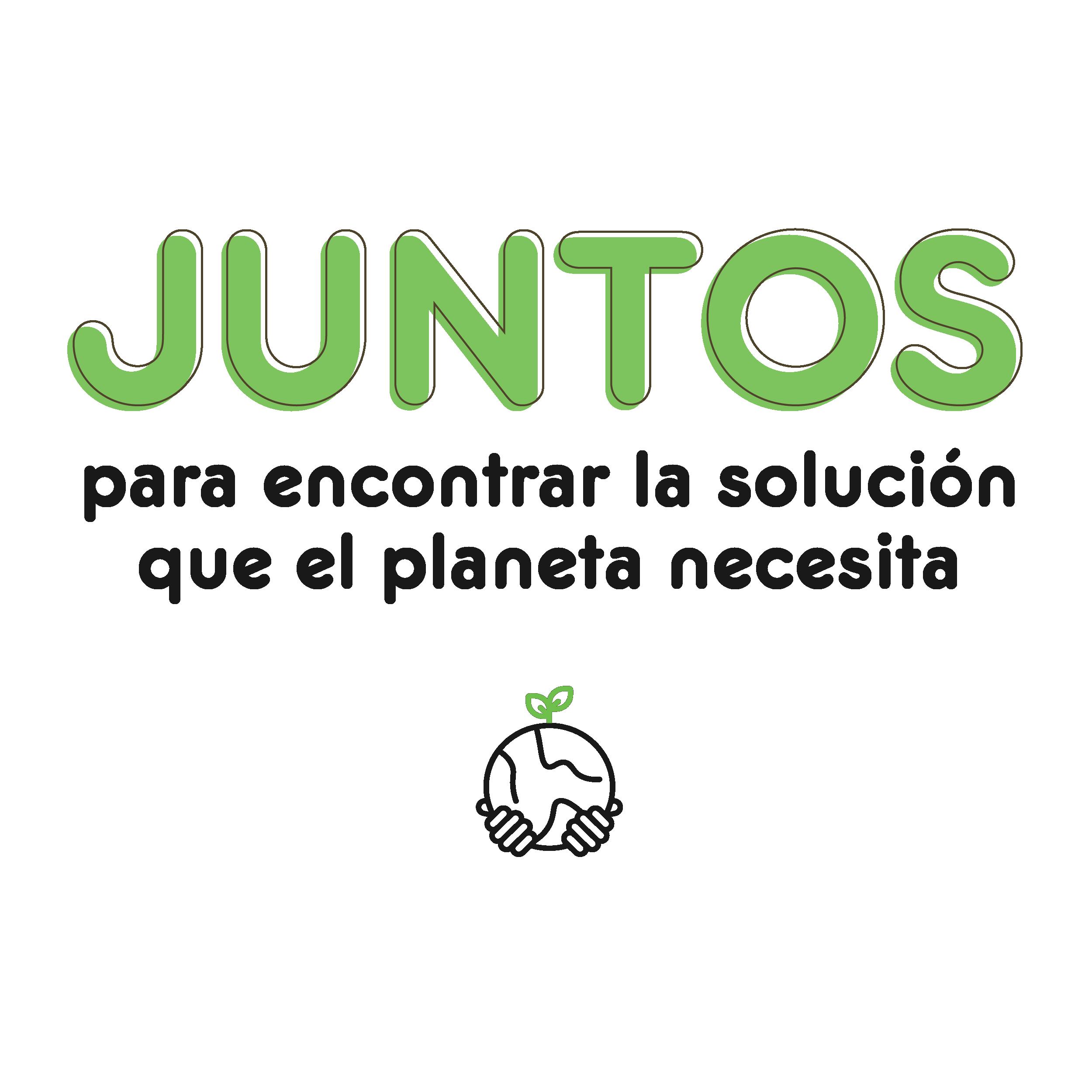 JUNTOS PARA ENCONTRAR LA SOLUCIÓN QUE EL PLANETA NECESITA-01